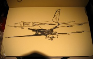 airport-sketch